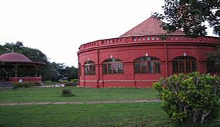 The Kanakakunnu Palace
